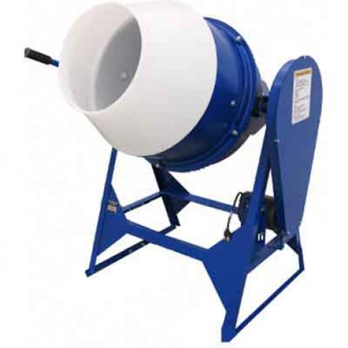 3 cu/ft Concrete Mixer 300UT-PL 1/2HP by Cleform Gilson