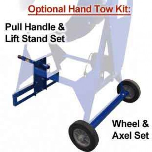 Cleform Gilson 69000 Hand Tow Kit