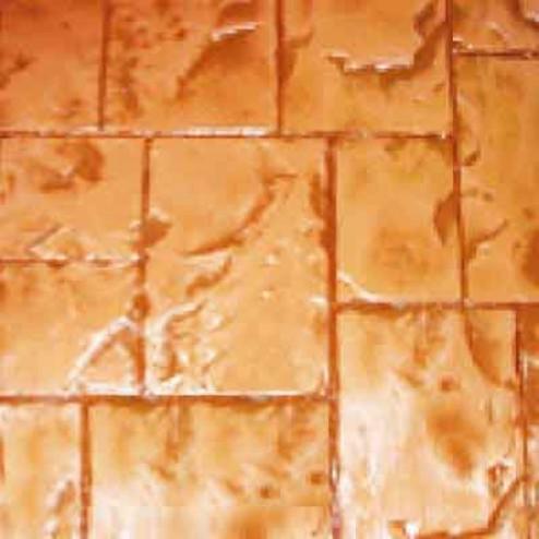 """RR135-12 Rock N Roller 12"""" Ashlar Slate Concrete Stamp"""