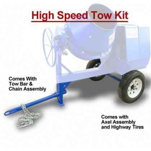 Cleform Gilson 69204 High Speed Tow Kit