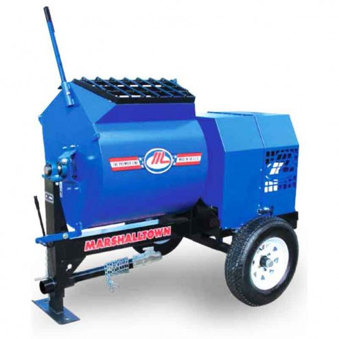 8 cu/ft Electric Mortar Mixer 3HP-1P 800MP3EB by Cleform Gilson