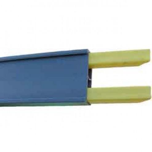 """4"""" Poly Plastic Flexible Concrete Form 869-420"""