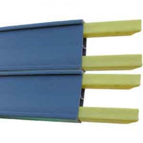 """8"""" Poly Plastic Flexible Concrete Form 869-300"""