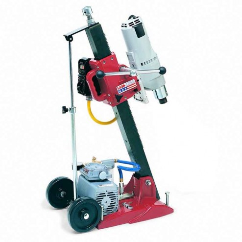 MK Diamond Manta III Combination Drill Stand with 4094 Motor