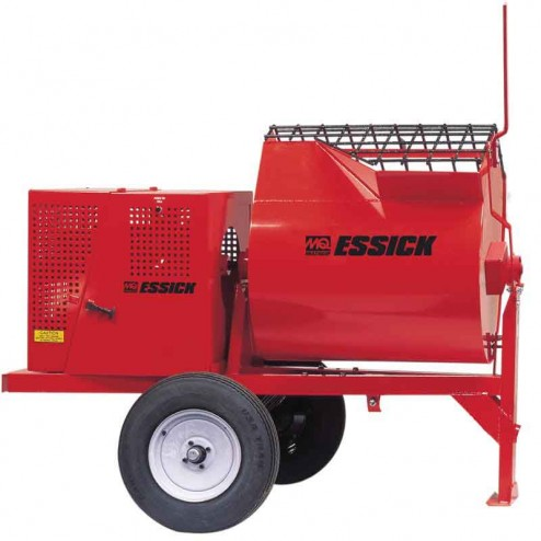 12 cu/ft Mortar Mixer 5 HP Electric EM120SME51 by Essick