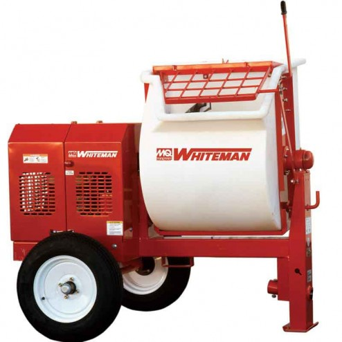 9.0 cu/ft Mortar Mixer 7.1 HP Honda WM90PH8 by Whiteman