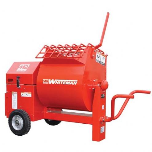 4.5 cu/ft Mortar Mixer 1 HP Electric WM45E by Whiteman