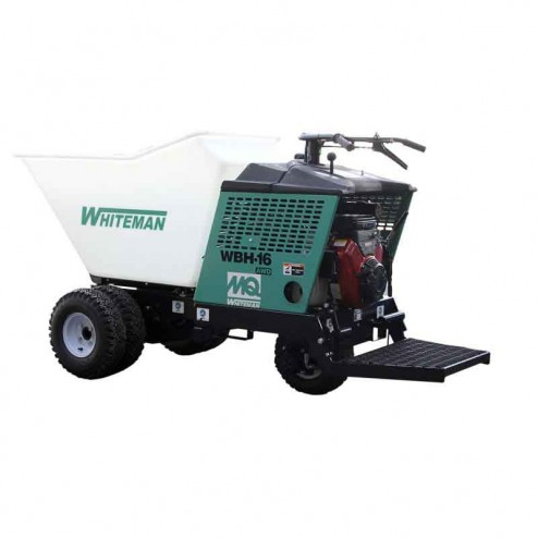 16 cu/ft Power Buggy Electric WBH-16E by Whiteman