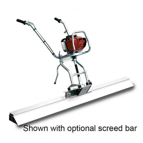 DuoScreed DSGPULW Portable Concrete Screed