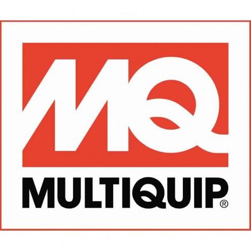 "Multiquip 46"" Quick Change Blade Mounting Bar"