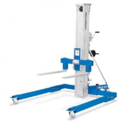 Genie Optional Straddle Base for SLA-series lifts