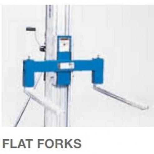 Genie Optional Flat forks Only for SLA Lifts