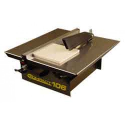 """SawMaster Compact-106 6"""" Portable Wet Tile Saw"""