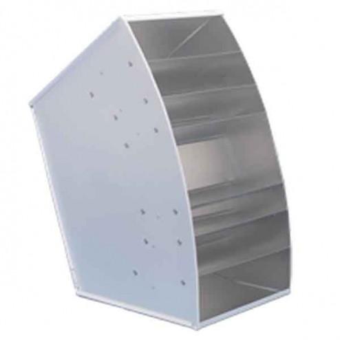Schaefer Ventilation Hot Zone HIgh Intensity Linear Propane Heater 70K BTU HZN70120L