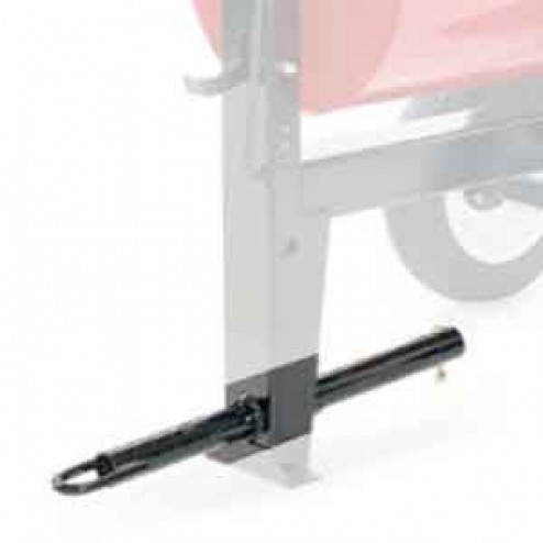 """Stone 68058 31"""" Tow Pole and Pintle Hitch by Toro"""