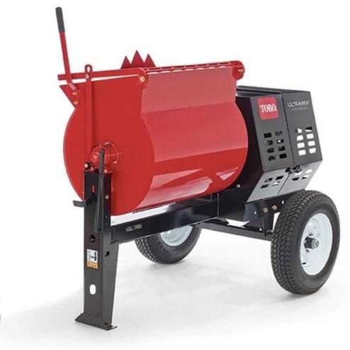 6 cu/ft Electric Stone Mortar Mixer 1.5HP MMX-650E-S UltraMix Toro