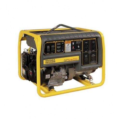 Wacker 6600W Portable Generator GPS6600A