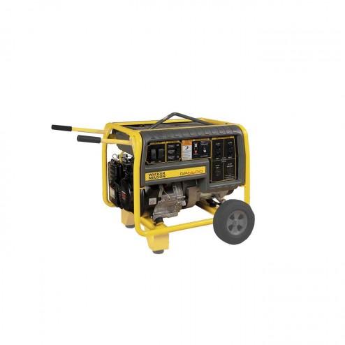 Wacker 6600W Portable Generator With Wheel Kit GP6600A