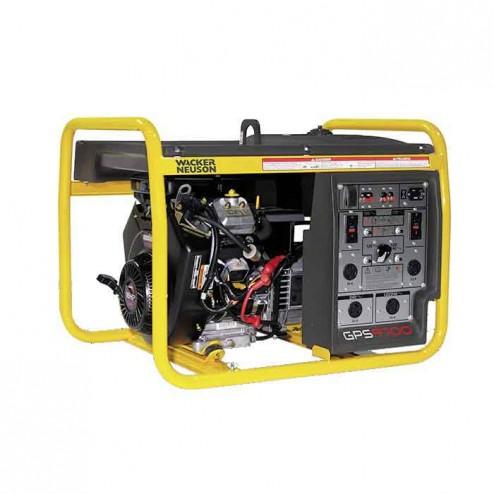 Wacker 9700V Portable Generator GPS9700V