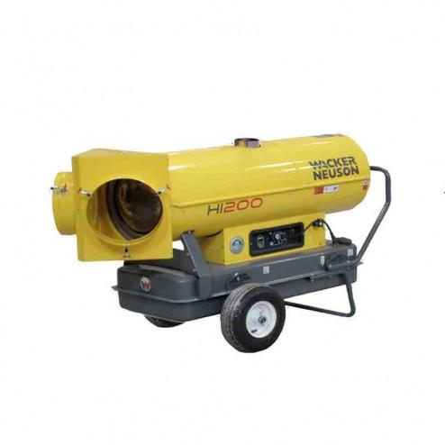 Wacker HI 200HD Heavy Duty Diesel Indirect Heater