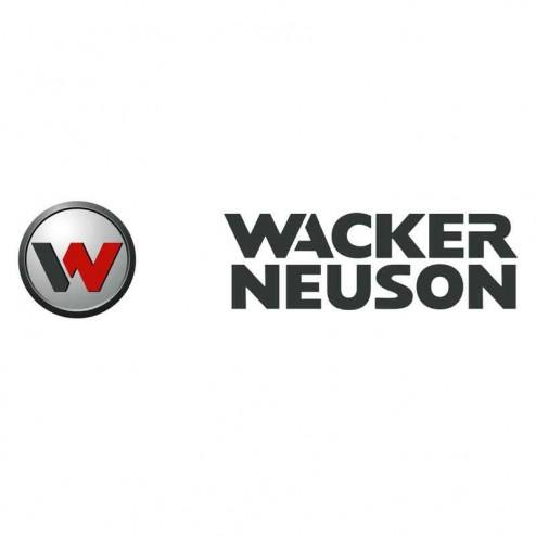 """Wacker Float Pan for 60"""" Ride-on Trowel"""