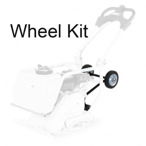 CF2/CF3 PRO Compactor Attached Wheel Kit by Weber MT