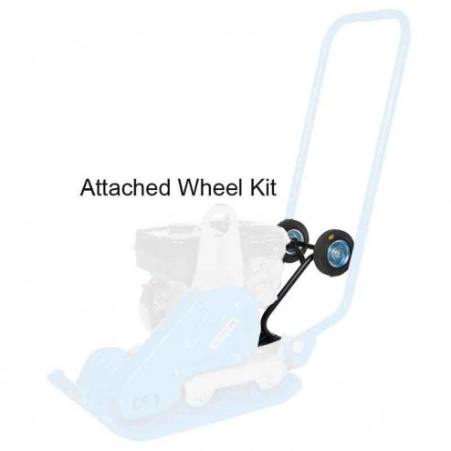 CF 1 Compactor Attached Wheel Kit by Weber MT