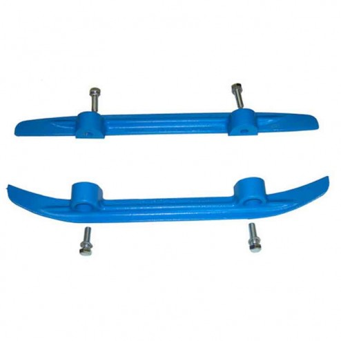 CR 7 Extension Plates (Pair) 1 in. By Weber MT