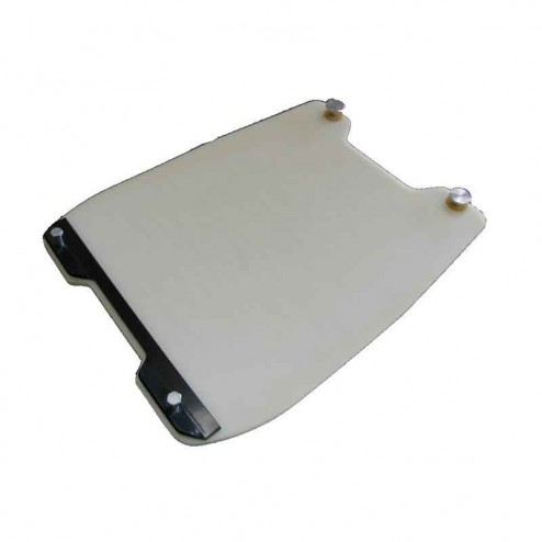 """CR 5 28"""" Compactor Polyurethane Pad Kit by Weber MT"""
