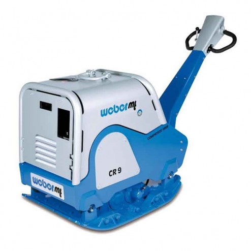 CR 9 CCD Reversible Soil Compactor by Weber MT