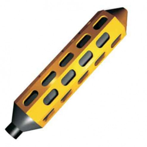OZTEC 1-7/8in Rubber Vibrator Head HR188-OZ