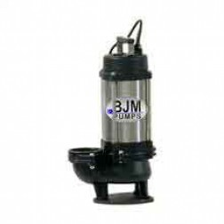 "BJM Pumps SV750C 3"" 1.0 HP Submersible Solids Handling Pump"