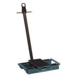 Vestil SSKT-12 Steerable Machinery Skates