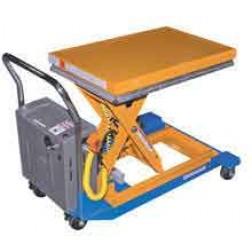 Vestil CART-23-15 DC Powered Scissor Cart