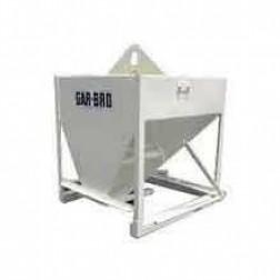 1/3 yd. Bond Beam Steel Concrete Bucket 4810 by Gar-Bro
