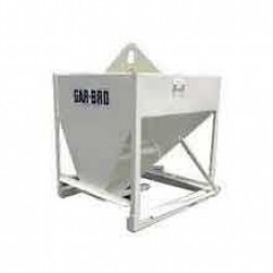 3/4 yd. Bond Beam Steel Concrete Bucket 4820 by Gar-Bro