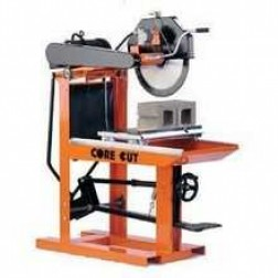 CC850ME1-20 5HP Electric Block Saw Diamond Products