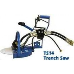RGC TS14 14 inch Trenchsaw