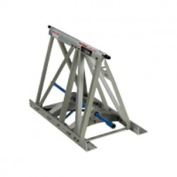 2.5' Engine Driven Aluminum Truss Vibratory Screed Sub-Section Allen-SAE1225