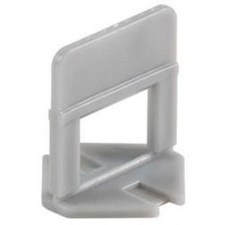 "Raimondi Tools 500 Leveling Clips 3/16"" Joint size (bag) 1/8""- 1/2"" Tile LS500CLIP316"