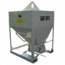 2 yd. Concrete Combo Bucket 4958 by Garbro