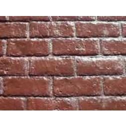 """RR105-12 Rock N Roller 12"""" Wide Brick Concrete Stamp"""