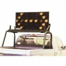 Trafcon Industries MB1-15 Vehicle Mount Arrow Boards( LED Lamps)