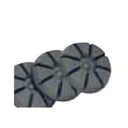 "Diteq Concrete Polishing Dry 3"" Resin Disc 400G Pad-160910"