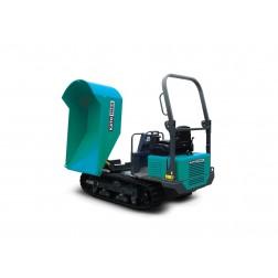 IMER Carry 230 Diesel Powered All-Terrain 180deg Swivel Tracked Dumper 5240334101HD