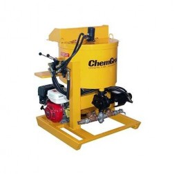 ChemGrout  CG-550/B/GHES Bowie Gas/Hydraulic Bentonite Well Grouter w/ Mixer