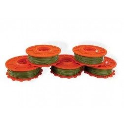 Benner Nawman  BNT-40-WIRE-P Polyester coated galvanized 21 gauge Wire(50 spools)