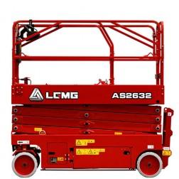 LGMG AS2632 Hydraulic Scissor Lift