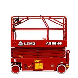 LGMG AS2646 Hydraulic Scissor Lift