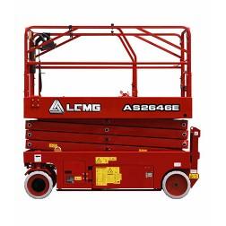 LGMG AS2646E Electric Scissor Lift